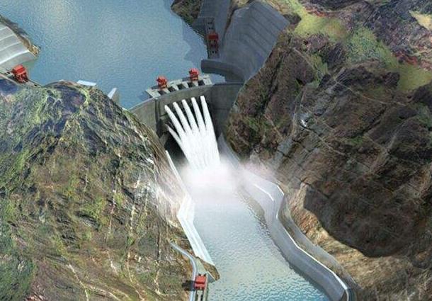 乌东德水电站工程第一阶段蓄水安全鉴定完成