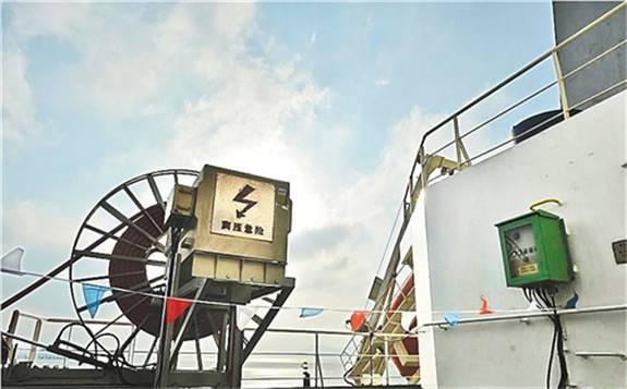 粤港澳三地合作推进岸电建设