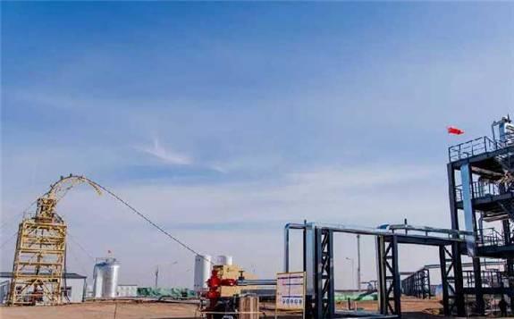 中国第四代煤炭地下气化技术成功应用