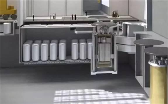俄罗斯国家原子能企业宣布:正式启动建造熔盐堆