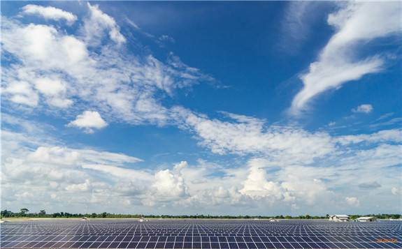 柬埔寨太阳能发电迅速发展
