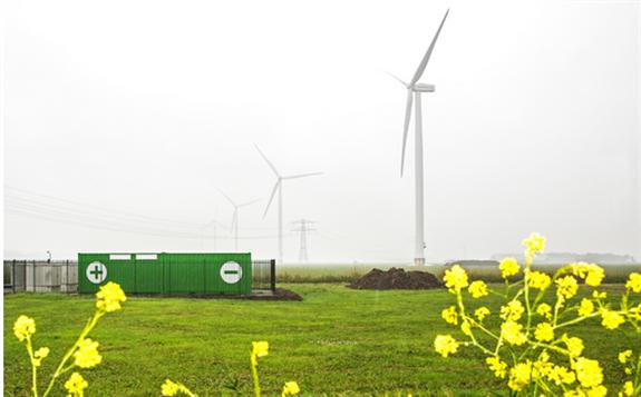 Alfen企业计划为鹿特丹港提供10MW/10MWh新浦京系统