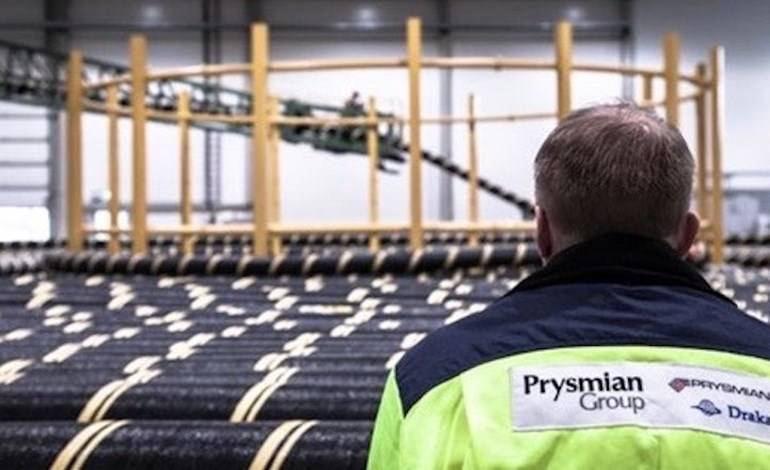 普睿斯曼与挪威Equinor签署海上风电场阵列电缆系统供应协议