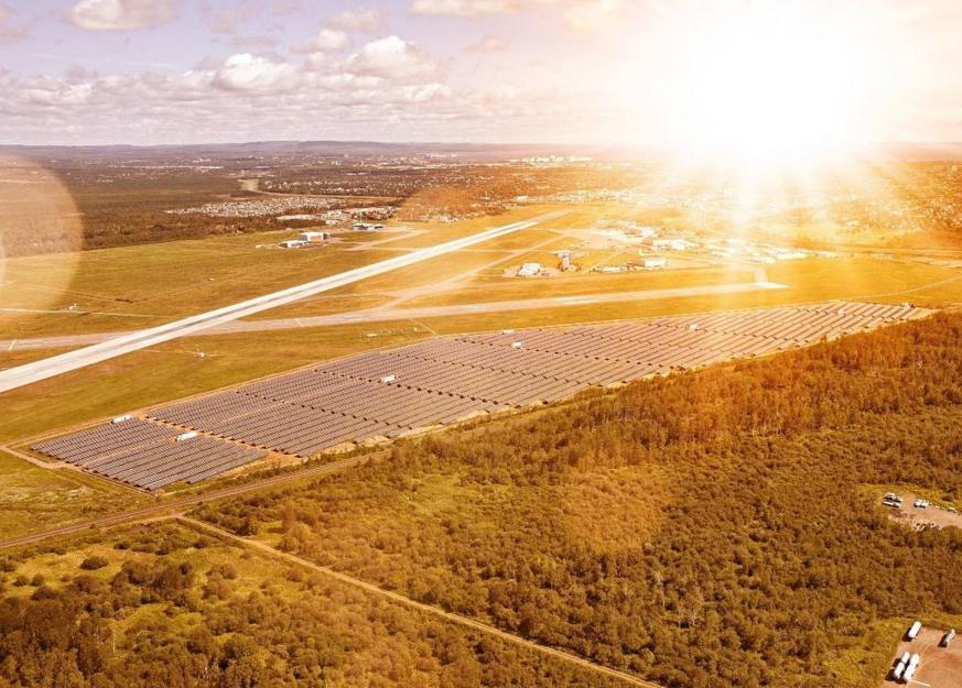 阿斯特阳光电力出售3.3兆瓦太阳能光伏电站给英国埃尔姆贸易集团