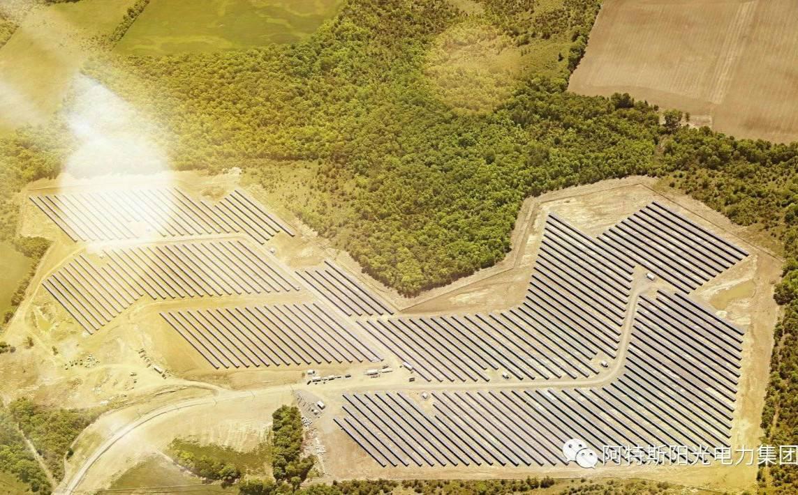 阿特斯成功出售英国3.3兆瓦太阳能光伏电站