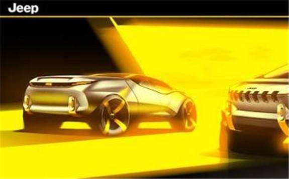Jeep设计师发布全新概念Cottoni皮卡