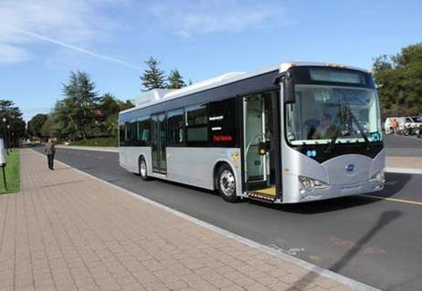 比亚迪中标荷兰259台纯电动大巴订单