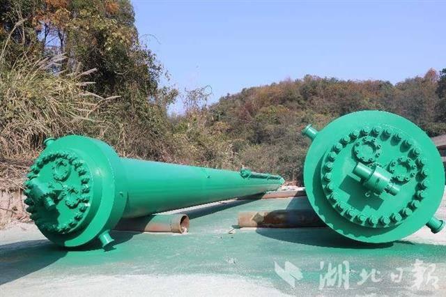 国产超大型液压启闭机将发往金沙江乌东德水电站