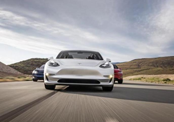 特斯拉超越比亚迪成为世界上最大的电动汽车制造商
