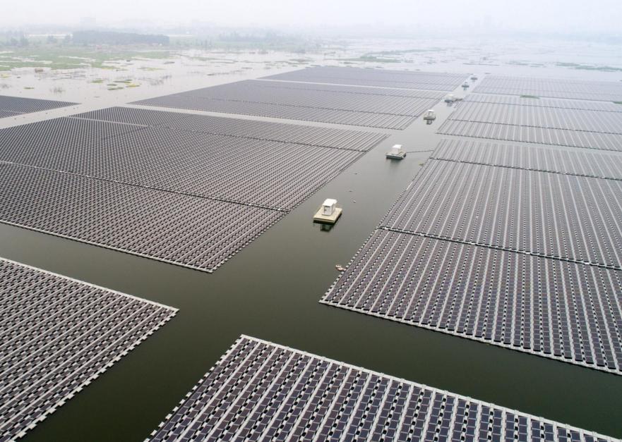 漂浮式光伏太阳能将成为巴基斯坦发展低价能源的关键部分
