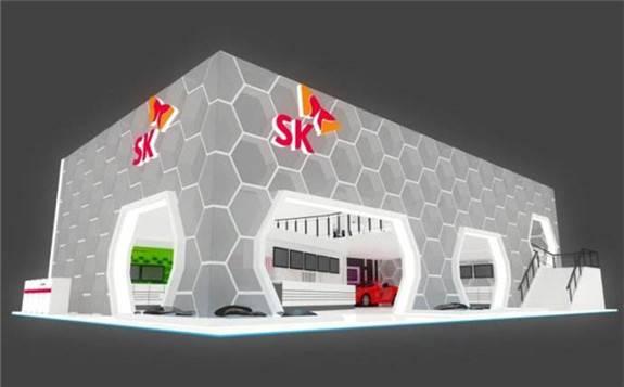 SKI中国首家锂离子电池工厂竣工