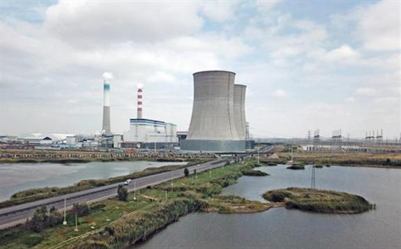 鸳鸯湖电厂总装机达到3520兆瓦 成为中国西北地区最大的电厂