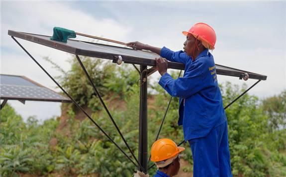 联合国秘书长:绿色经济是未来的经济,确保到2020年不再建造任何新的燃煤电厂