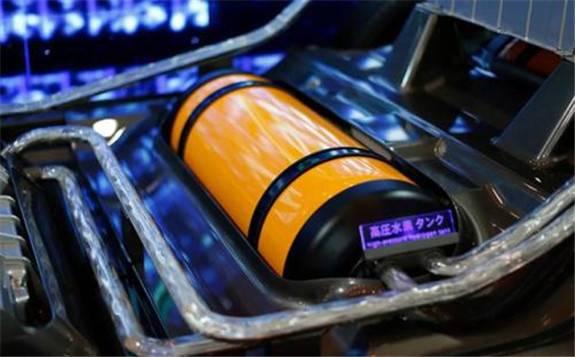 氢燃料电池汽车正在崛起