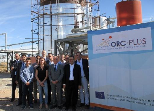 意大利太阳能公司参建的CSP-ORC PLUS项目在摩洛哥Ben Guerir顺利投运