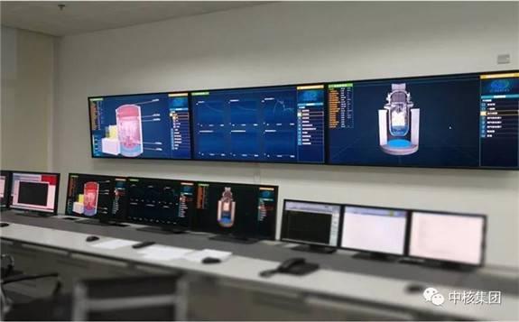 我国三代核电模拟机入选IAEA模拟机序列