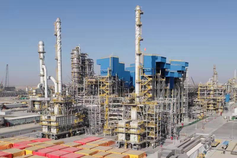 ?中东地区最大炼厂——科威特阿祖尔炼厂主装置全面建成