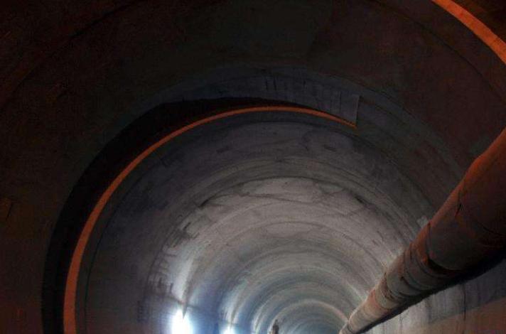 ?国内水利工程最长土质隧洞——全长9.85公里贯通