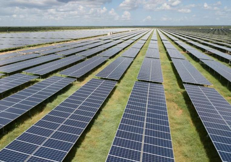中企承建东非最大光伏电站——肯尼亚加里萨50兆瓦光伏发电站正式投运