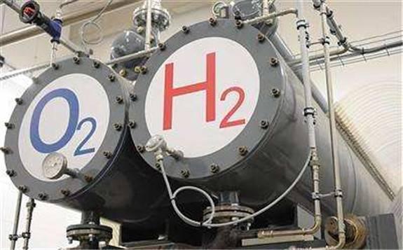 中科氢能装备产业园内第一条氢能源产业化生产线进入试产阶段