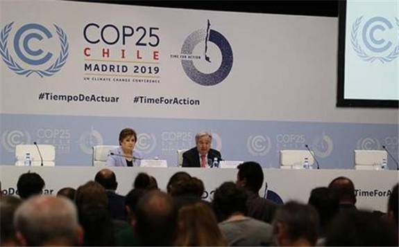 """联合国气候谈判陷未达成一致,""""碳信用额度""""成致命性障碍"""