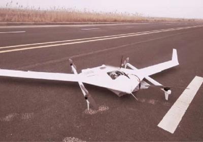 甲醇燃料电池驱动垂直起降无人机在天津成功试飞