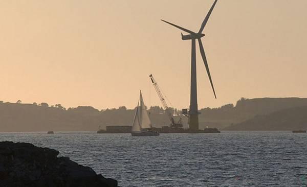 欧洲水域最大的商业漂浮式风电项目将于2020年进行公众咨询