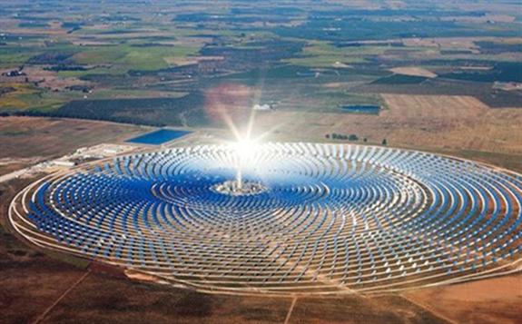 摩洛哥的太阳能发展处于全球领先的地位 拥有世界上最大的太阳能电站