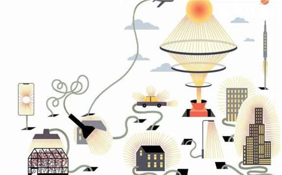工程师在小型太阳能发明中发现强大的动力