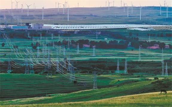 新能源互补发电:取长补短 因地制宜