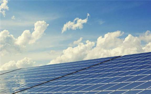 通过公式计算可以利用太阳能的另一面