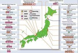 日本计划在2023年底之前重启7台核电机组