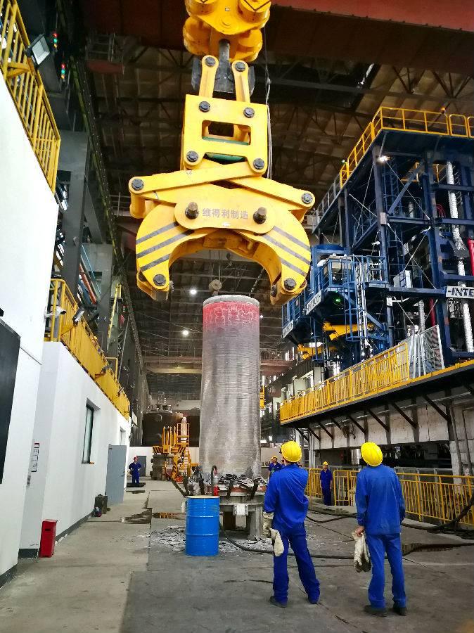 中国重型燃机透平轮盘开启国产化之路! 超超临界转子锻件开始技术质量升级