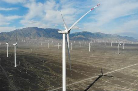 金风科技为意大利电力在智利项目提供32台GW155-4.5MW永磁直驱机组