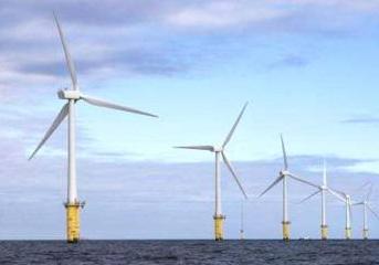 国内首个水深超40m海上风电场正式开工建设