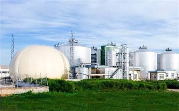 发改委、能源局等十部委联合印发《关于促进生物天然气产业化发展的指导意见》