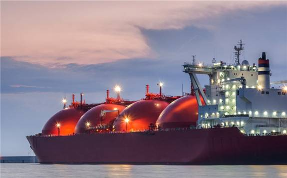 IEA数据:全球LNG贸易额连续3年两位数增长