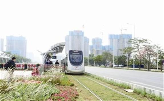 国机集团为世界首条商业运营氢能源有轨电车注入动力