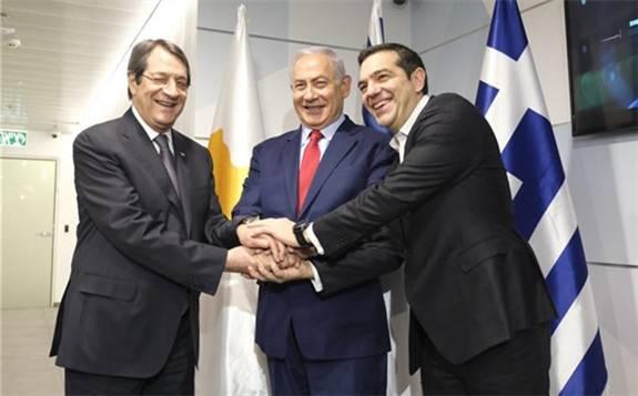 塞浦路斯、希腊和以色列拟于2020年伊始签署地中海天然气管道协议