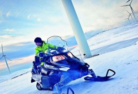 维斯塔斯获38MW订单效力于世界最北端风电场