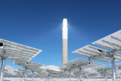 青海中控德令哈50MW光热电站12月份发电量达成率达97.6%