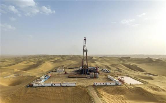 塔里木油田今年油气产量当量突破2800万吨,创近几年最大增幅