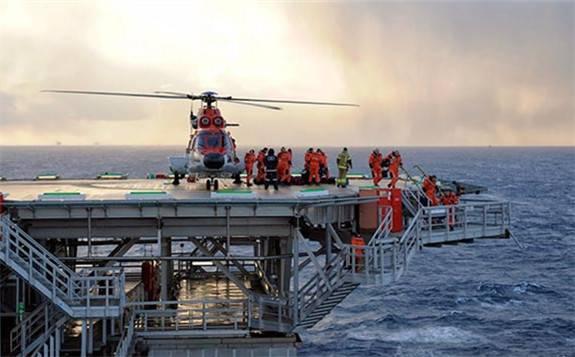 我国首个海洋油气生产装备智能制造基地开工建设