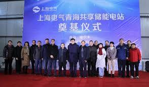 中国国内首个市场化运营(电网侧)共享新浦京开建