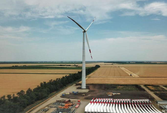 俄罗斯国家原子能公司Rosatom完成首座风电场建设 即将投产!