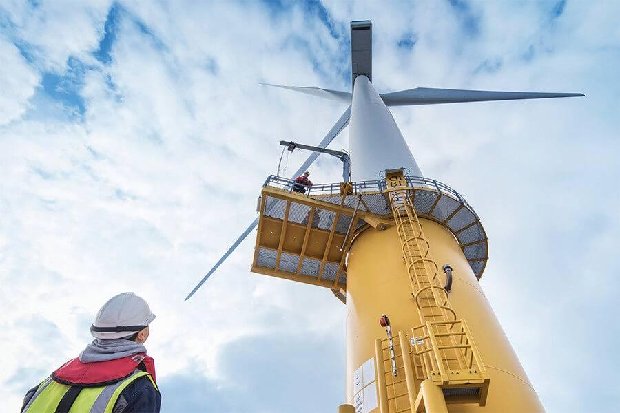 Covestro与Orsted签署海上风电最大电力购买协议!