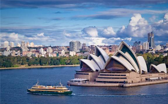 澳大利亚LNG成为全球最大LNG出口国