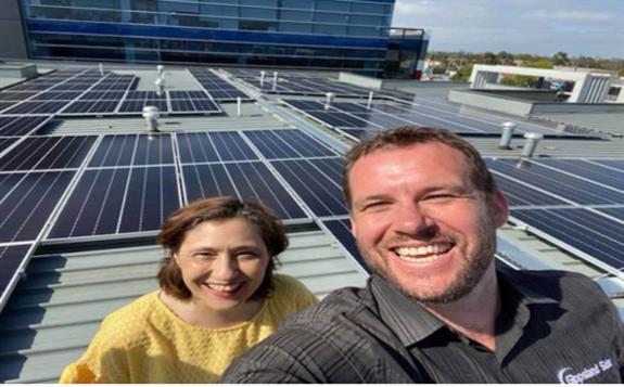 住宅太阳能+储能系统共享技术造福社区