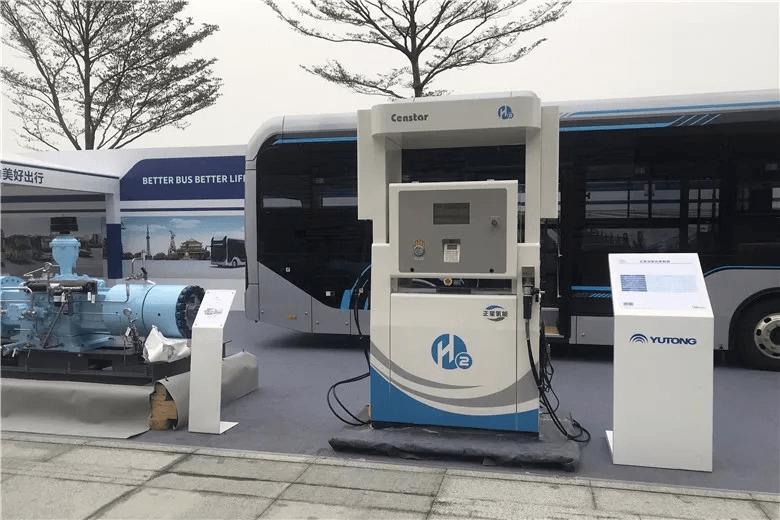 2020上海国际氢能基础设施及燃料电池展览会