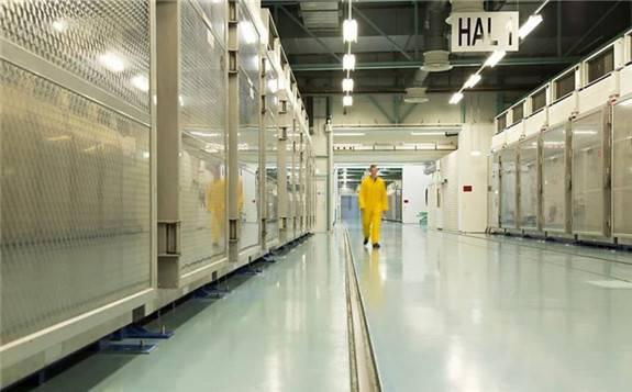 伊朗放弃遵守核协议浓缩铀限制 但仍将会继续与国际原子能机构合作